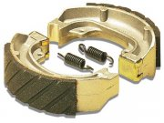 Bremsbacken MALOSSI BRAKE POWER, T07, hinten,  Ø 110x25mm