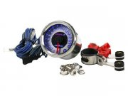 Drehzahlmesser KOSO Digital Eclipse Style, 0-15000 rpm,...