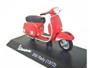 Modell Vespa 200 Rally (1972), rot, L 95 mm, 1:18