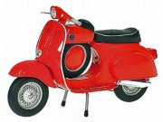 Modell Vespa 90 Super Sprint (1965), rot, L 95 mm, 1:18