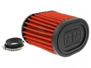 Racingluftfilter Stage6 DRAG RACE, Airbox orange, 44mm +...