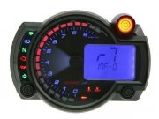 Tachometer KOSO Digital Cockpit RX2N PLUS, 0-10000 rpm,...