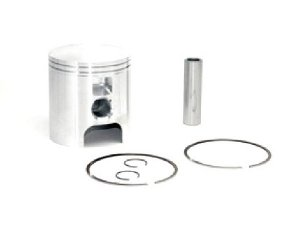 Race-Tour piston kit, piston ported HONDA 205, 67.50mm, MRB