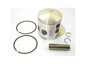 Race-Tour piston kit to suit reed valve type cylinders, 66.00mm C, MRB