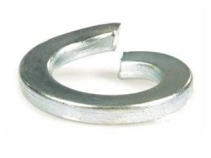 Federring / spring washer  4 mm